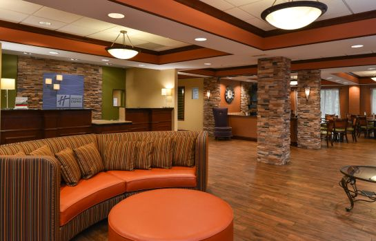 Lobby Holiday Inn Express & Suites DAYTON-CENTERVILLE
