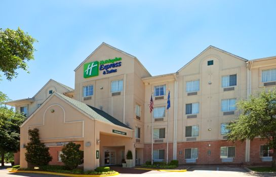 Außenansicht Holiday Inn Express & Suites DALLAS PARK CENTRAL NORTHEAST