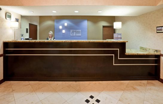Hotelhalle Holiday Inn Express & Suites DALLAS PARK CENTRAL NORTHEAST