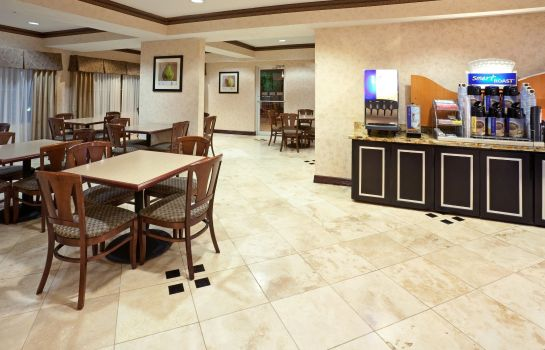Restaurant Holiday Inn Express & Suites DALLAS PARK CENTRAL NORTHEAST