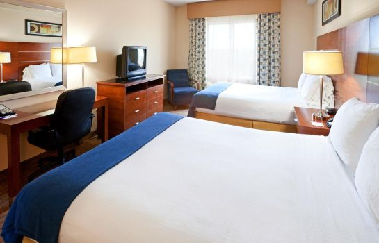 Zimmer Holiday Inn Express & Suites DALLAS PARK CENTRAL NORTHEAST
