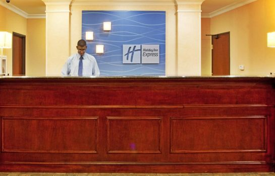 Lobby Holiday Inn Express & Suites FLORENCE I-95 @ HWY 327