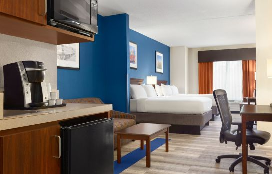 Suite Holiday Inn Express & Suites FLORENCE I-95 @ HWY 327