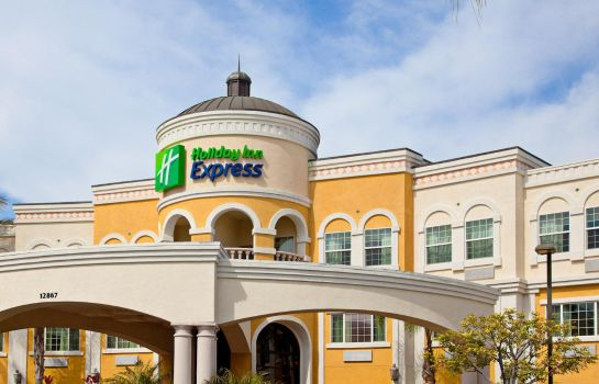 Exterior view Holiday Inn Express & Suites GARDEN GROVE-ANAHEIM SOUTH