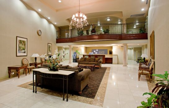 Lobby Holiday Inn Express & Suites GARDEN GROVE-ANAHEIM SOUTH