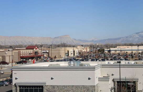 Vista esterna Holiday Inn Express & Suites GRAND JUNCTION
