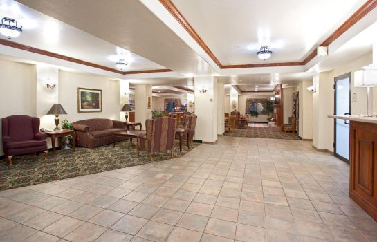 Hotelhalle Holiday Inn Express & Suites GRAND JUNCTION