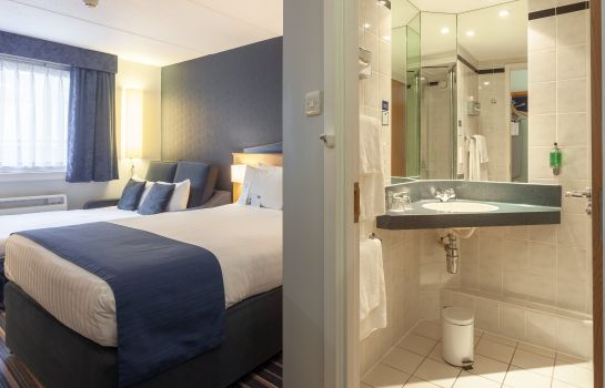 Chambre Holiday Inn Express GLASGOW - CITY CTR THEATRELAND