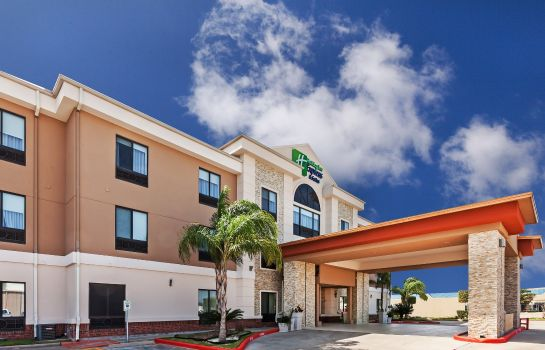Widok zewnętrzny Holiday Inn Express & Suites HOUSTON EAST