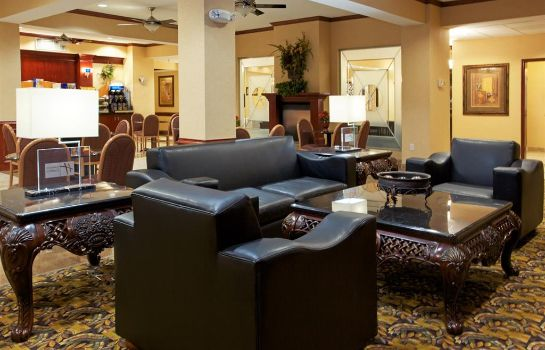 Bar hotelowy Holiday Inn Express & Suites HOUSTON EAST
