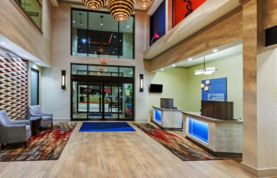 Hol hotelowy Holiday Inn Express & Suites HOUSTON EAST