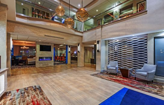 Hotelhal Holiday Inn Express & Suites HOUSTON EAST