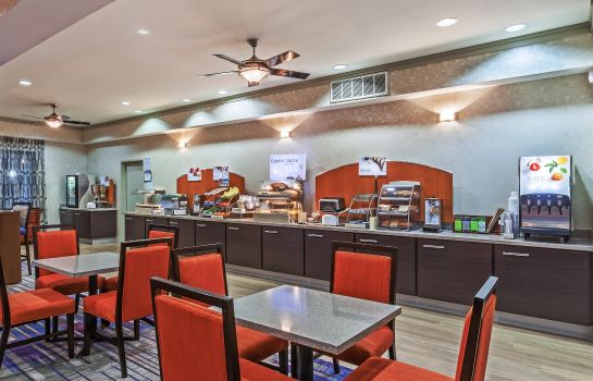 Restauracja Holiday Inn Express & Suites HOUSTON EAST