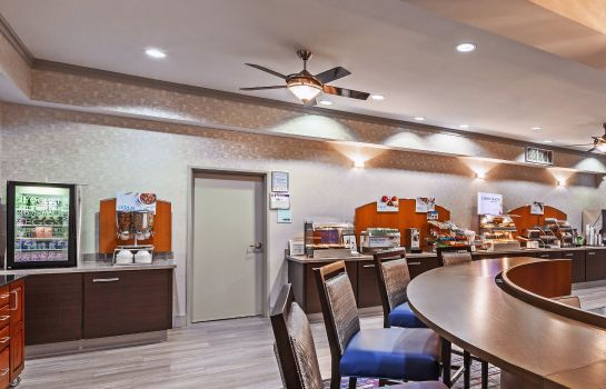 Restaurant Holiday Inn Express & Suites HOUSTON EAST