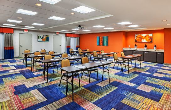 Sala konferencyjna Holiday Inn Express & Suites HOUSTON EAST