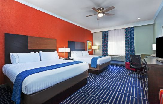 Kamers Holiday Inn Express & Suites HOUSTON EAST
