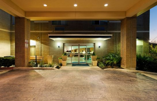 Außenansicht Holiday Inn Express & Suites SAN ANTONIO RIVERCENTER AREA