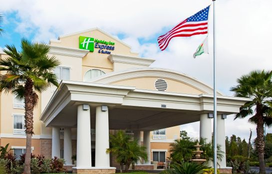Außenansicht Holiday Inn Express & Suites TAMPA-I-75 @ BRUCE B. DOWNS