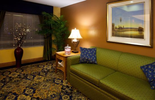 Hotel-Bar Holiday Inn Express & Suites JACKSONVILLE - BLOUNT ISLAND