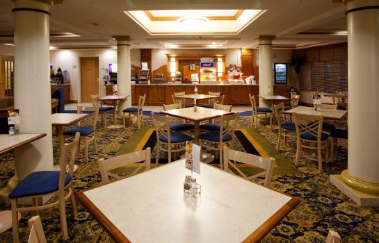 Restaurant Holiday Inn Express & Suites JACKSONVILLE - BLOUNT ISLAND