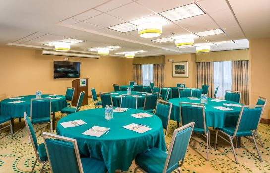 Conference room Holiday Inn Express & Suites JACKSONVILLE - BLOUNT ISLAND