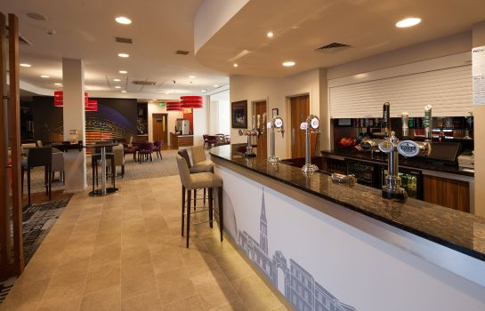 Hotel bar Holiday Inn Express LEICESTER CITY