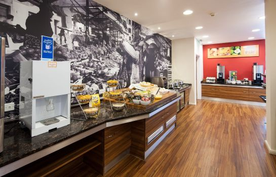 Ristorante Holiday Inn Express LEICESTER CITY