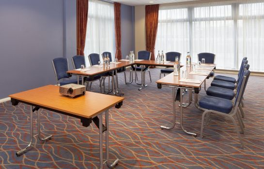 Sala konferencyjna Holiday Inn Express LEICESTER CITY