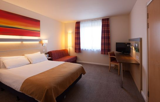 Camera Holiday Inn Express LEICESTER CITY