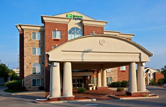 Außenansicht Holiday Inn Express & Suites LEXINGTON-DOWNTOWN/UNIVERSITY