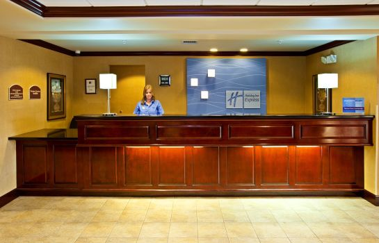 Hotelhalle Holiday Inn Express & Suites LEXINGTON-DOWNTOWN/UNIVERSITY