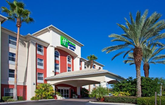 Außenansicht Holiday Inn Express & Suites ORLANDO INTERNATIONAL AIRPORT
