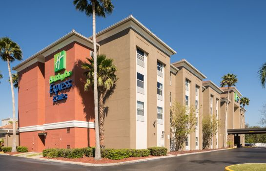 Vista exterior Holiday Inn Express & Suites ORLANDO INTERNATIONAL AIRPORT