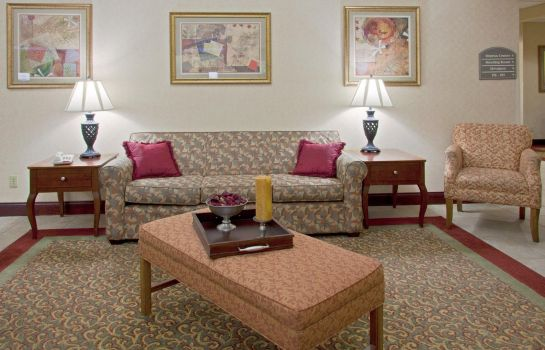 Hotelhalle Holiday Inn Express & Suites ORLANDO INTERNATIONAL AIRPORT