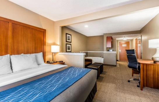 Suite Comfort Inn & Suites Airport-American Way