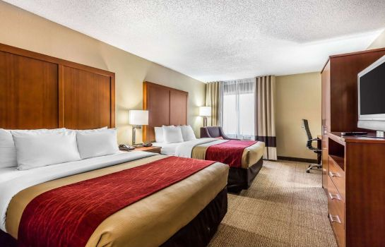 Chambre Comfort Inn and Suites Airport-American