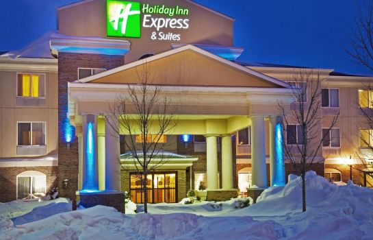 Außenansicht Holiday Inn Express & Suites OMAHA WEST