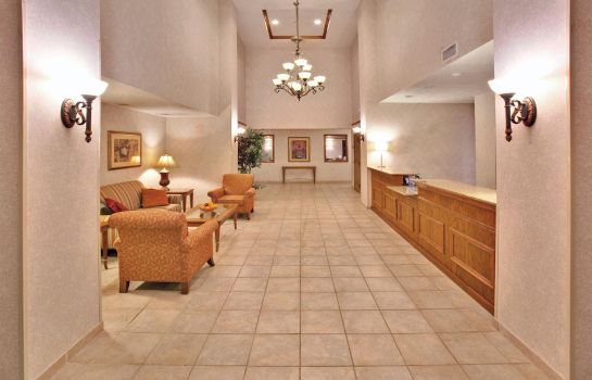 Hotelhalle Holiday Inn Express & Suites OMAHA WEST