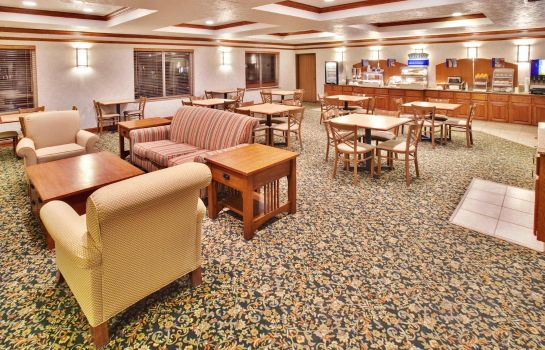 Restaurant Holiday Inn Express & Suites OMAHA WEST