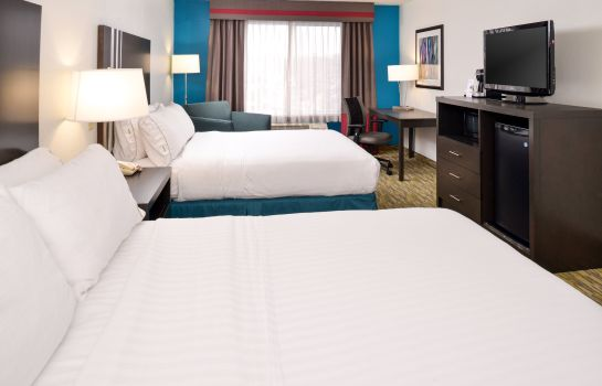 Zimmer Holiday Inn Express & Suites OMAHA WEST