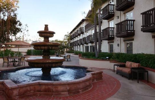 Außenansicht Fairfield Inn & Suites San Diego Old Town