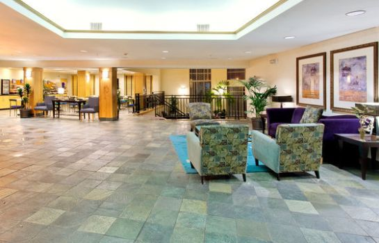 Hotelhalle Holiday Inn Express & Suites SAN ANTONIO RIVERCENTER AREA