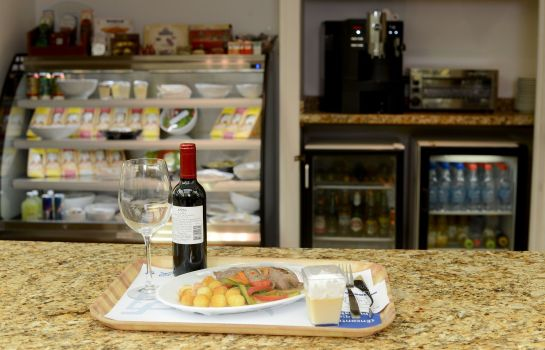 Restaurante Holiday Inn Express SANTIAGO LAS CONDES