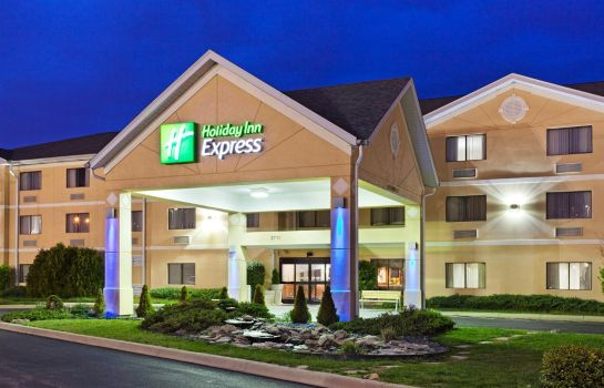 Exterior view Holiday Inn Express LOUISVILLE NORTHEAST