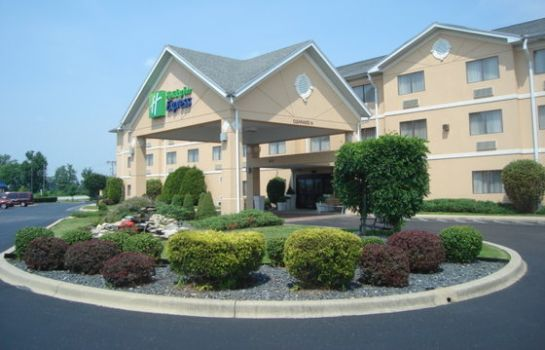 Außenansicht Holiday Inn Express LOUISVILLE NORTHEAST