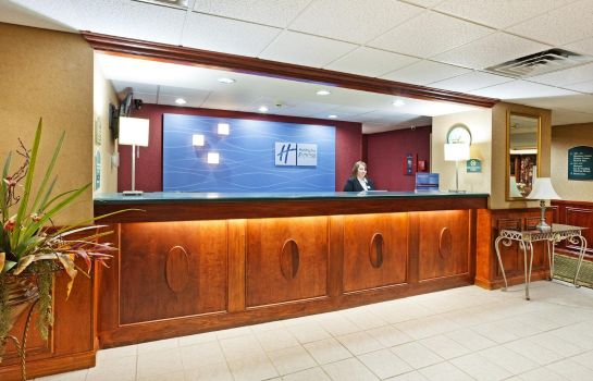 Hotelhalle Holiday Inn Express LOUISVILLE NORTHEAST