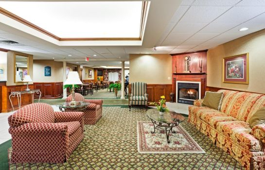 Lobby Holiday Inn Express LOUISVILLE NORTHEAST
