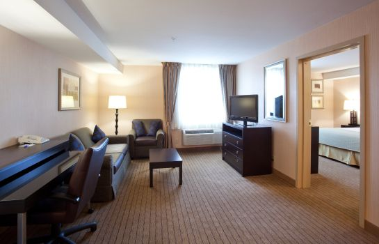 Suite Holiday Inn Express & Suites SEATTLE-SEA-TAC AIRPORT