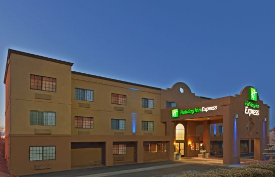 Vista exterior Holiday Inn Express SANTA FE CERRILLOS