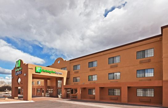 Außenansicht Holiday Inn Express SANTA FE CERRILLOS
